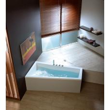 Акриловая ванна ALPEN Andra 170 L